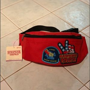Other - Limited edition STRANGER THINGS fanny pack